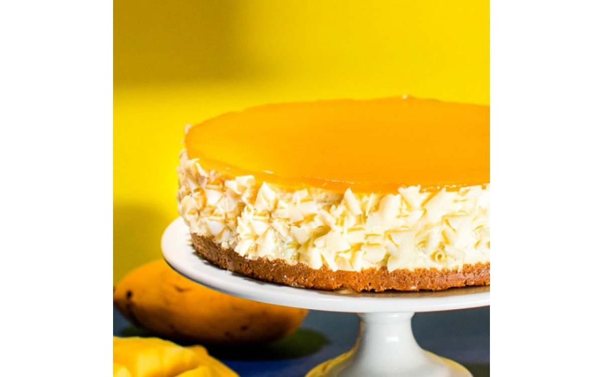 REVIEW: THE RUSSIAN WHISKERS (JUICY MANGO) CHEESECAKE