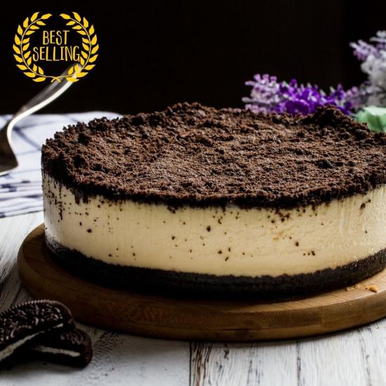 Best OREO® Cookies & Cream Cheesecake | OREO® Birthday Cake  | Cake Delivery Malaysia-Birthday-Cheesecake-Delivery