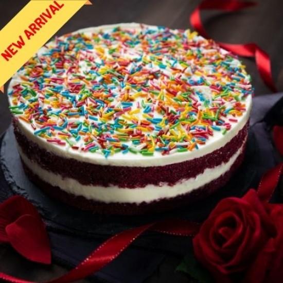Red Velvet Cheesecake | Red Velvet Birthday Cake Malaysia | Best Red Velvet Cake Malaysia-Birthday-Cheesecake-Delivery