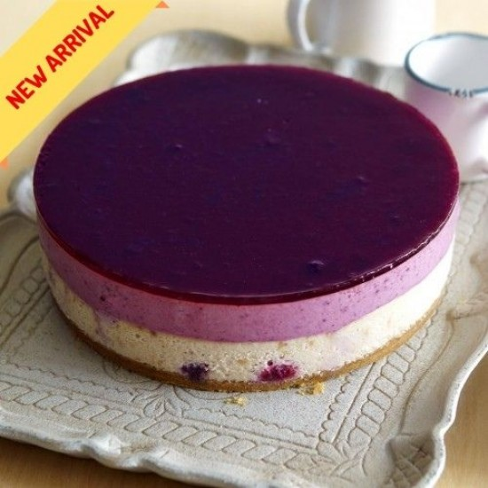 Blueberry Cheesecake - Once in the Blue Moon | Cat & the Fiddle -Birthday-Cheesecake-Delivery
