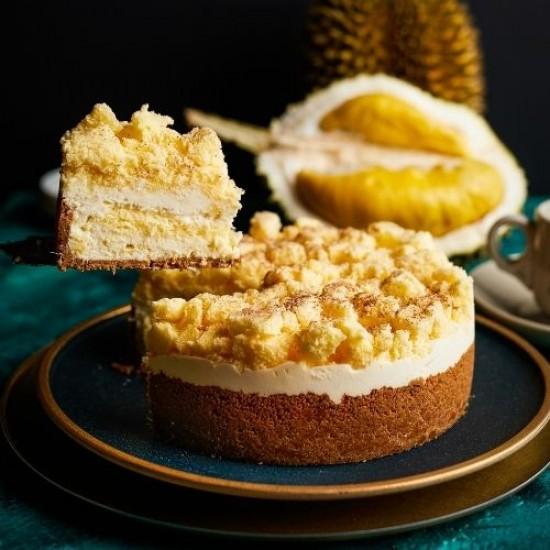 Best Durian Cheesecake (Mao Shan Wang)   Durian Birthday Cake   Cat & the Fiddle-Birthday-Cheesecake-Delivery