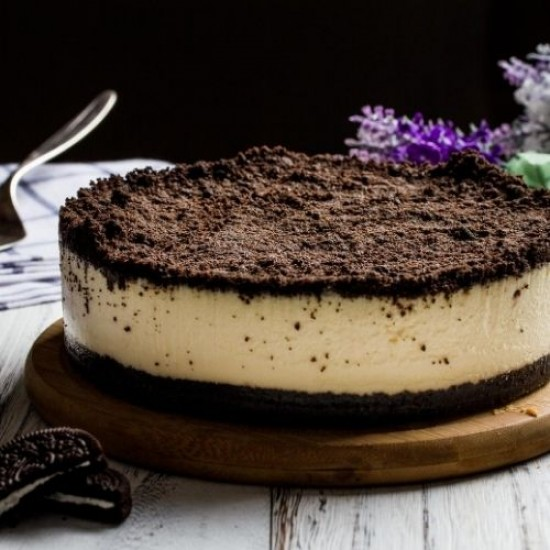 Best OREO® Cookies & Cream Cheesecake | OREO® Birthday Cake -Birthday-Cheesecake-Delivery