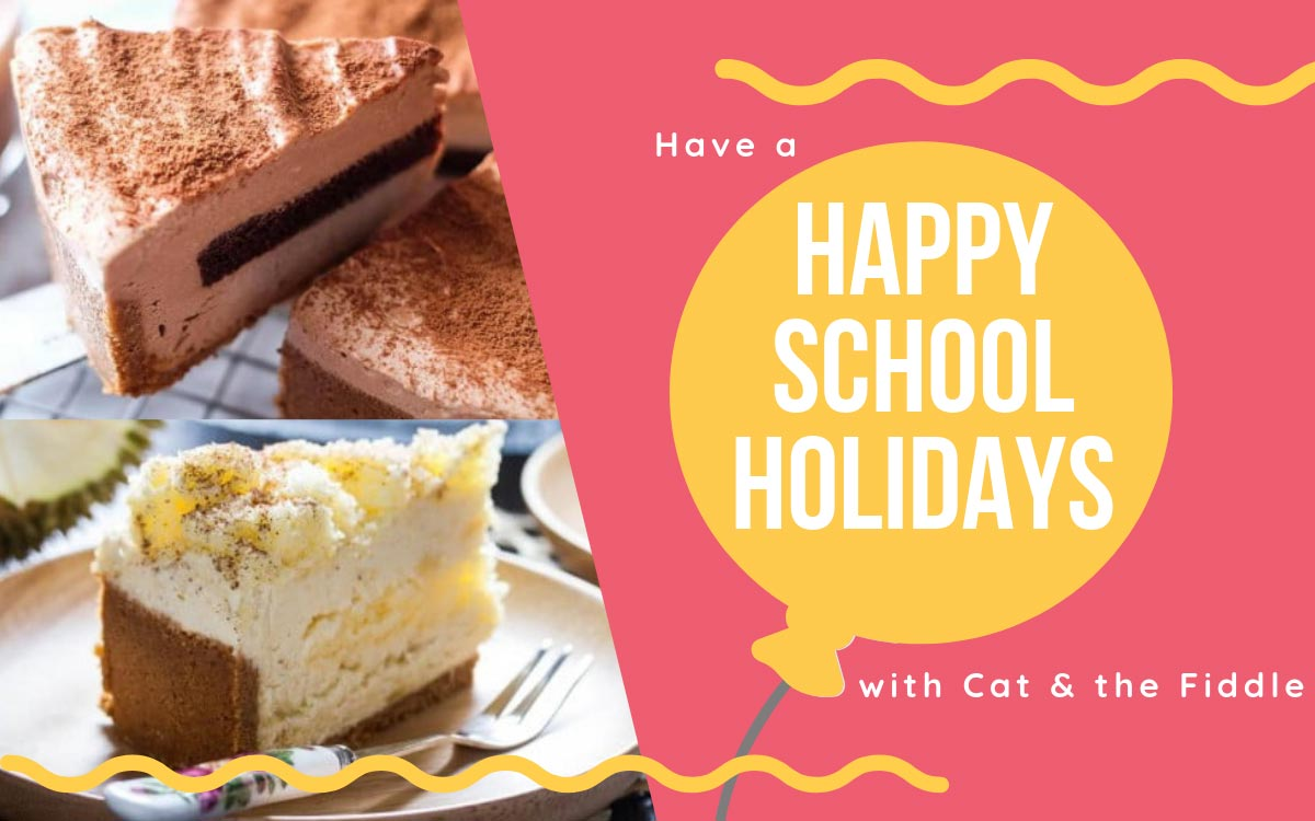 School Holidays 2019 | Fun Over A Slice Of Cake