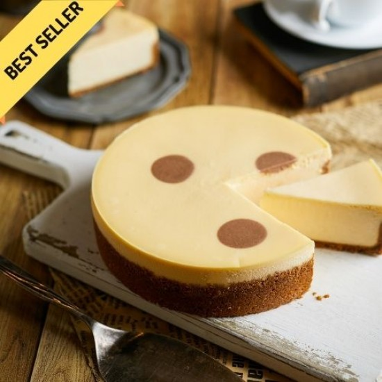 New York American Cheesecake Malaysia | New York Cheese Cake | Cat & the Fiddle Malaysia-Birthday-Cheesecake-Delivery