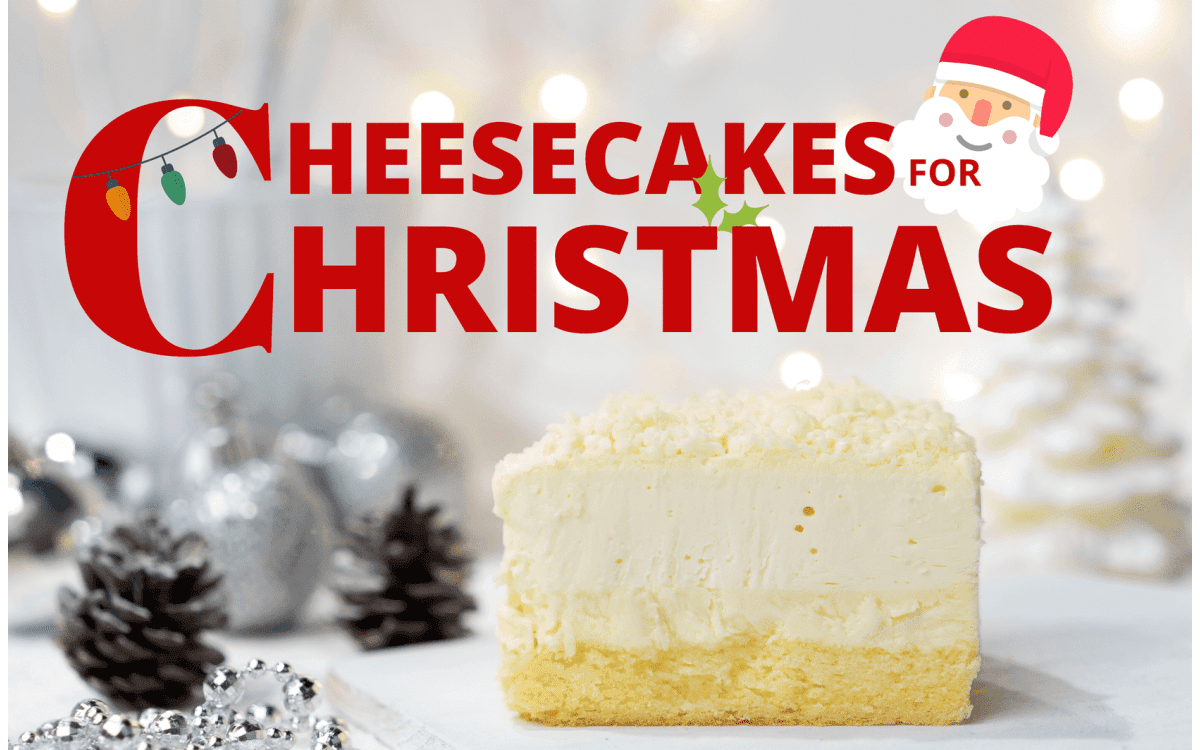 Christmas Cake | Great Deals For Cheesecake In Singapore